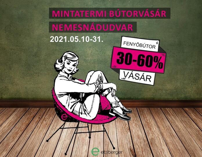 TAVASZI MINTATERMI FENYŐBÚTOR VÁSÁR